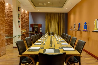 Paul du Toit Boardroom