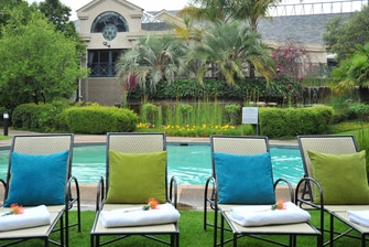 Protea Hotel Midrand Outdoor Pool