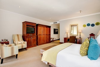 Luxury King Guest Room