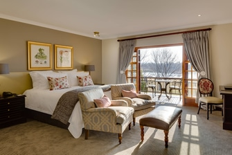 Deluxe Guest Room Accommodation