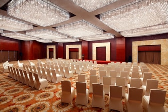Grand Ballroom - Theatre-Style Meeting Up