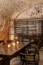 Canava Wine Bar cellar and wine tasting experience