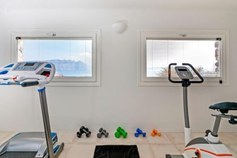 Private Gym Facilities
