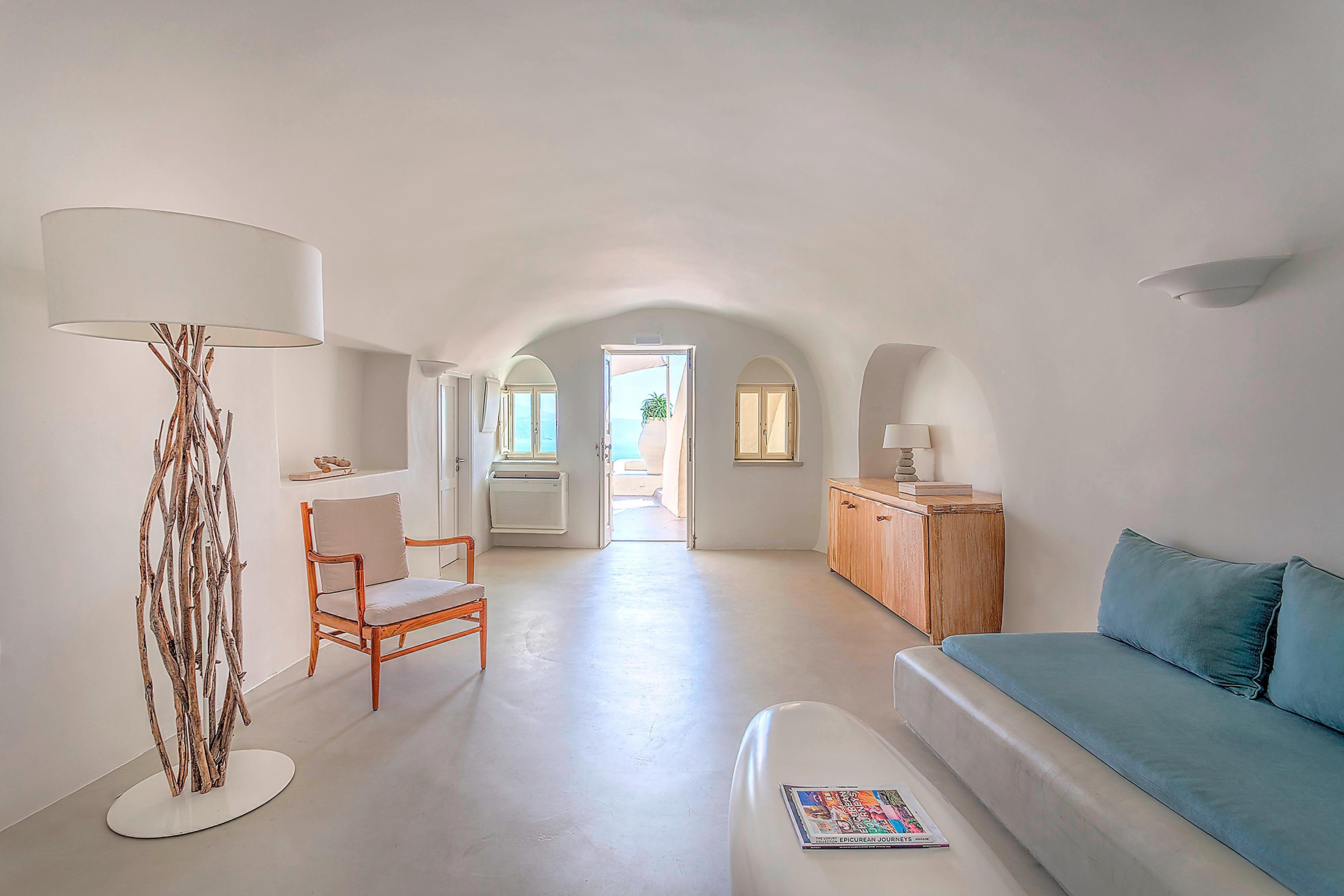 Spiritual Suite - Living Area