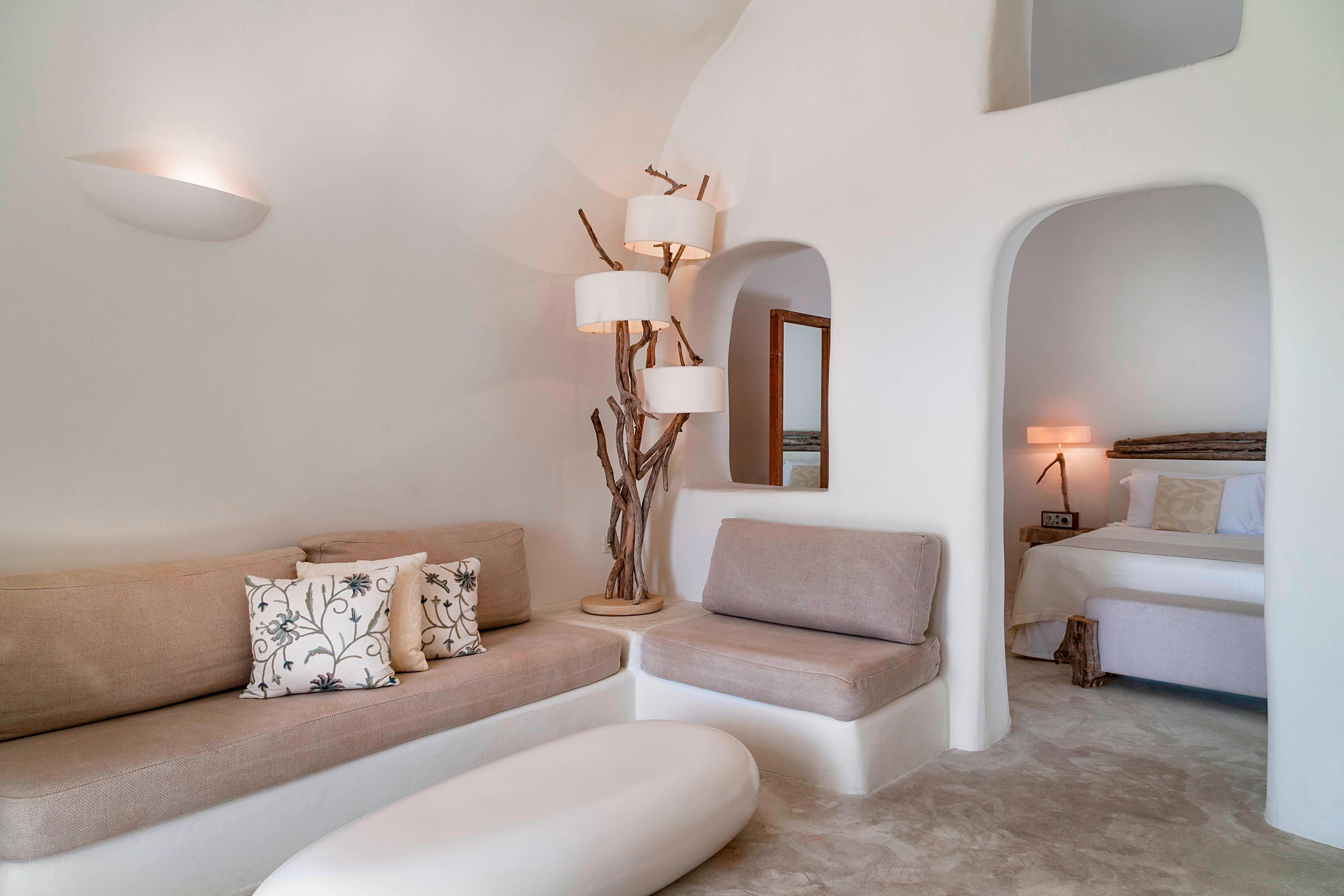 Allure Suite - Living Area