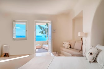 Vibrant Suite - Living Area and Views