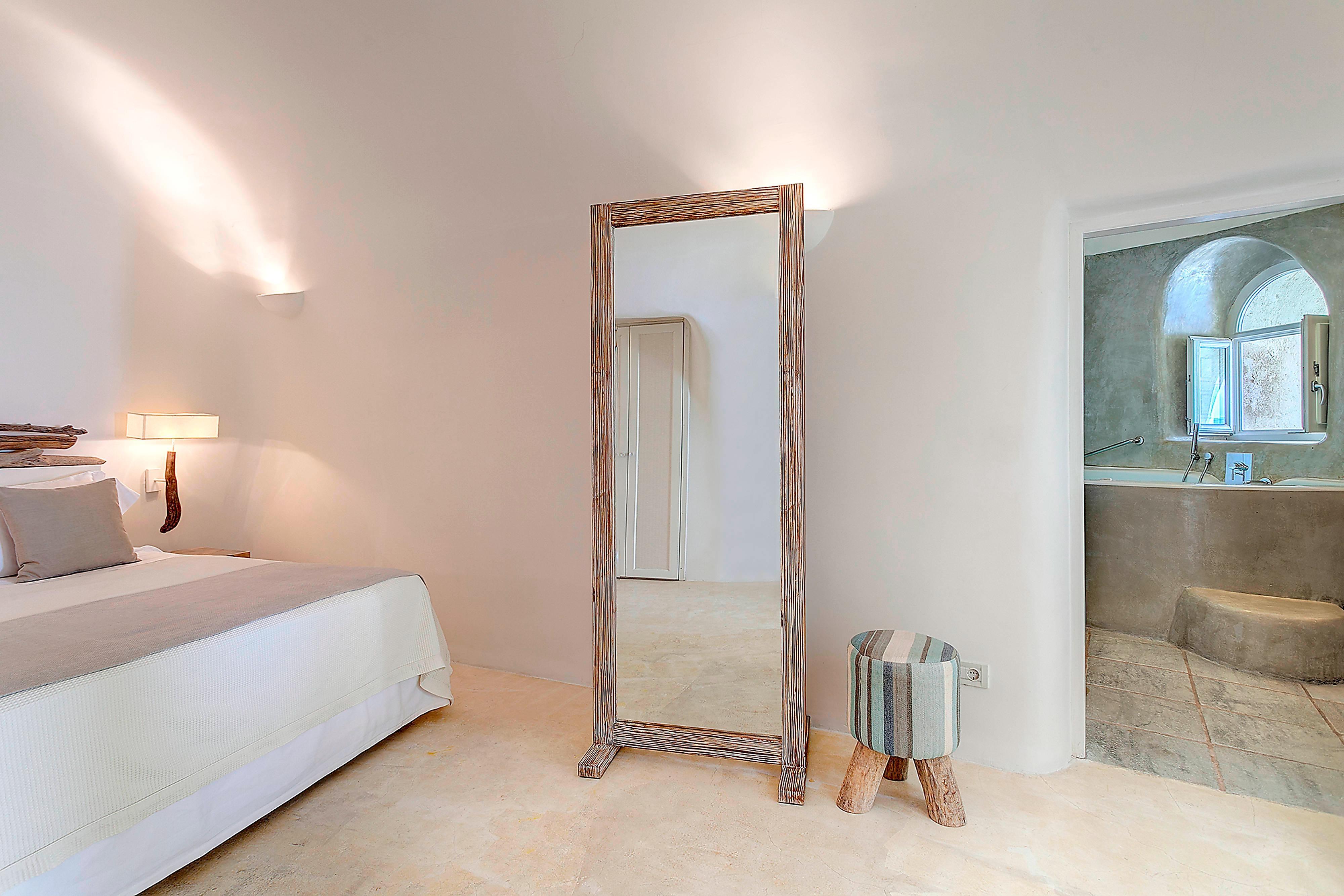 Secrecy Villa Bedroom