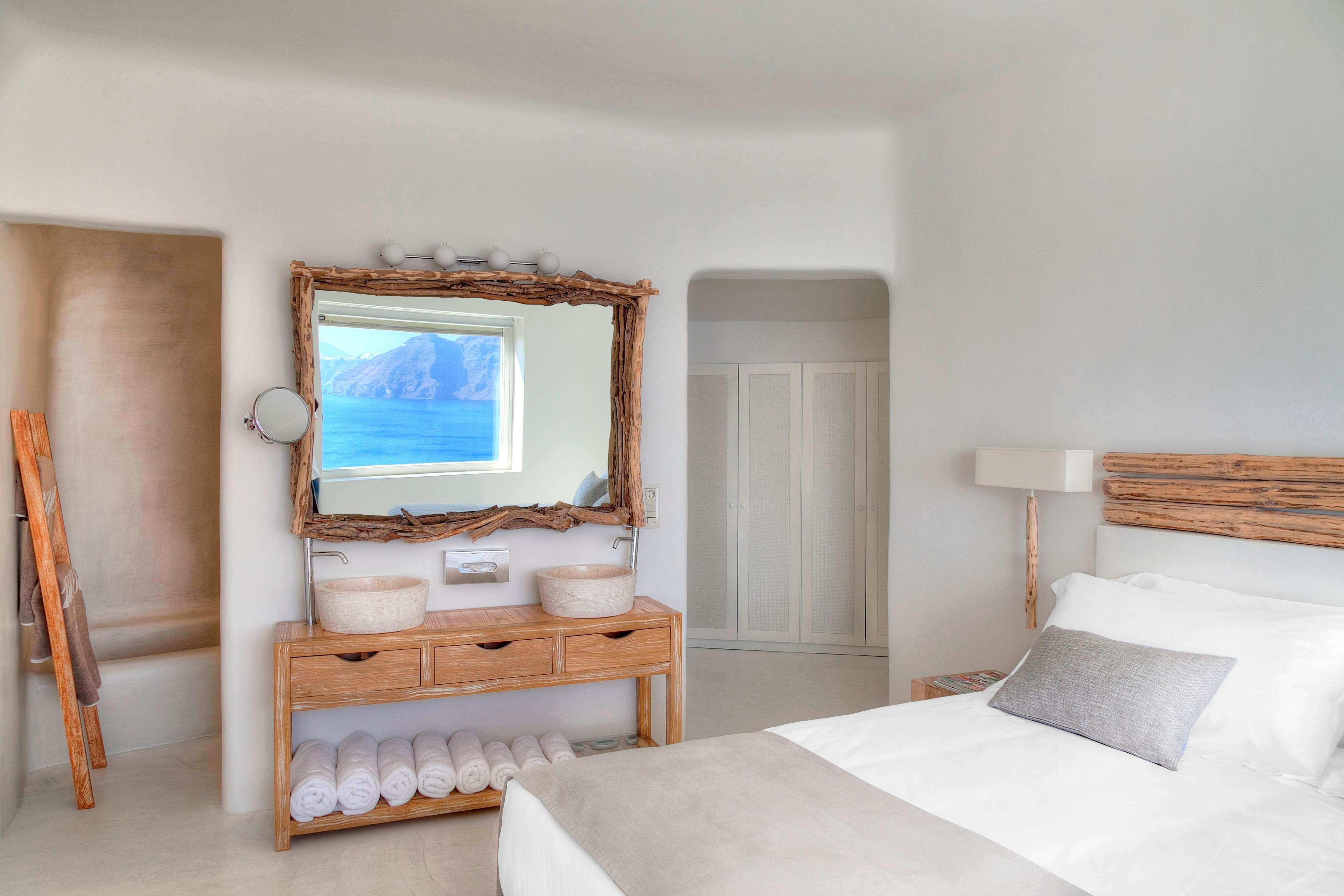 Mystery Villa Bedroom