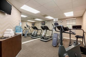 Olathe Kansas Hotel Fitness Center