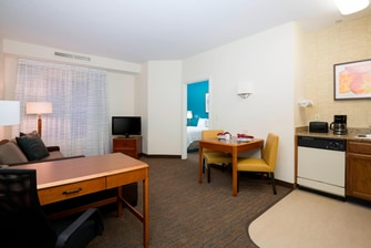 Olathe Kansas Hotel One Bedroom