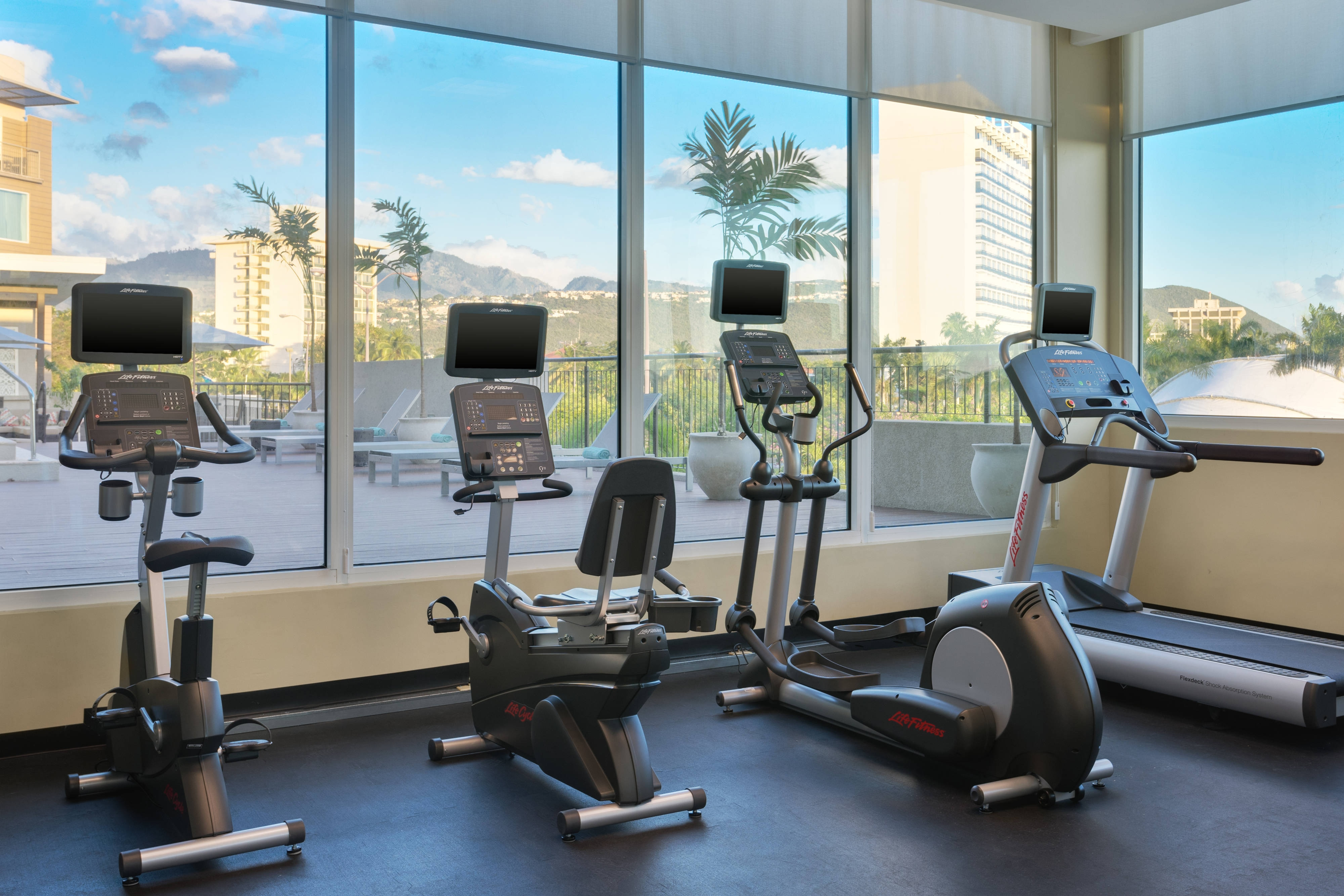 Fitness Center Cardio Equipment Kingston