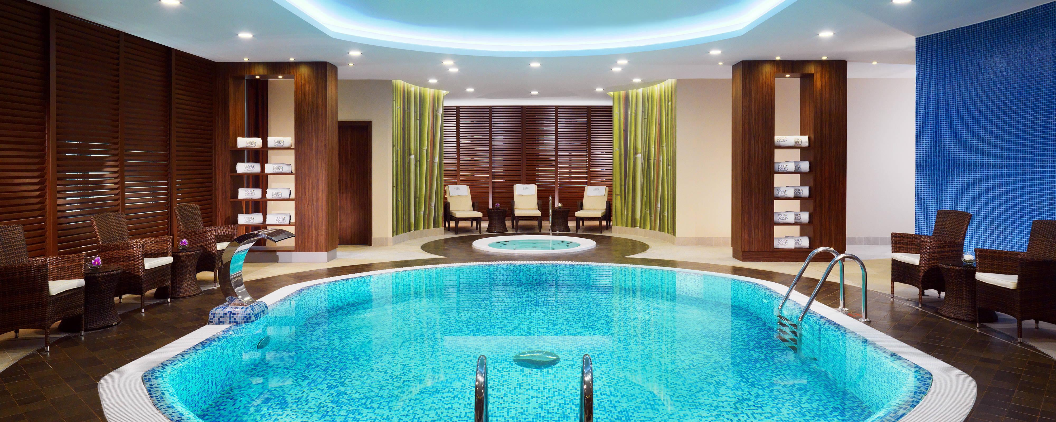 Agua Spa Indoor Pool