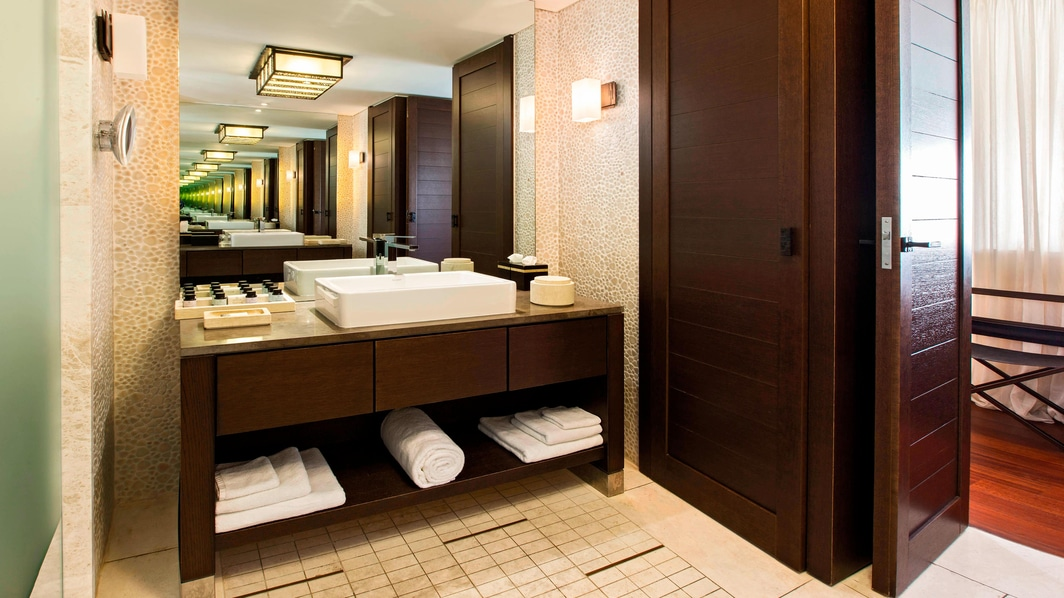 Grand Suite / Grand Infinity Suite – Badezimmer