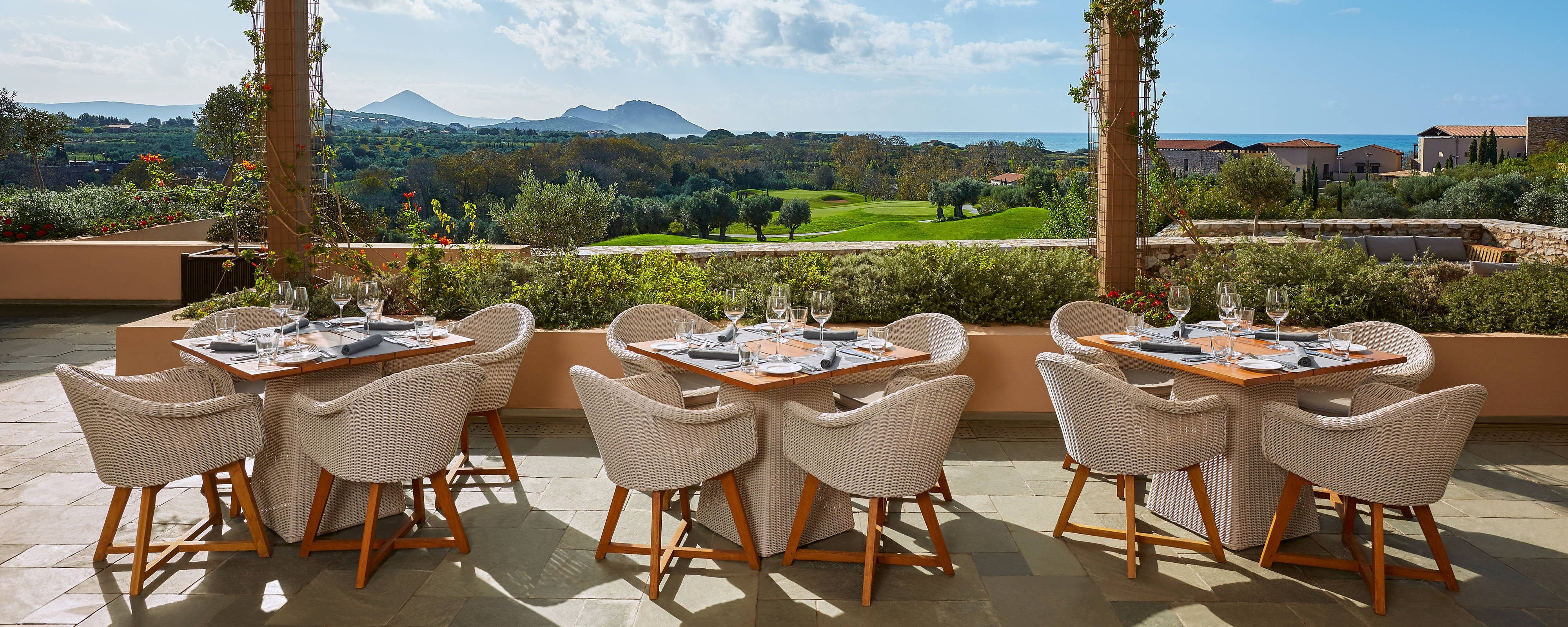 The romanos a luxury collection resort costa navarino