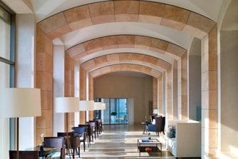 Anax Lounge - Corridor