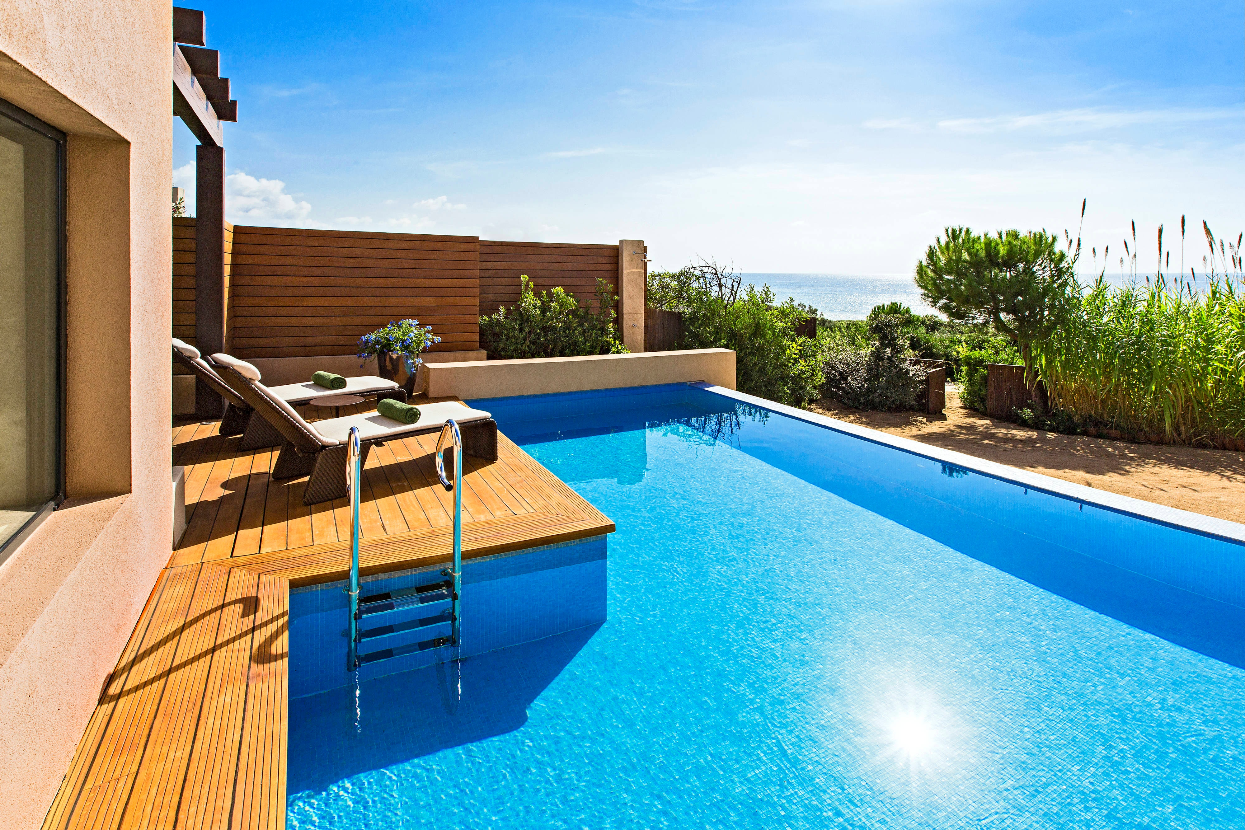 Ionian Exclusive Grand Infinity Sea Suites - Pool