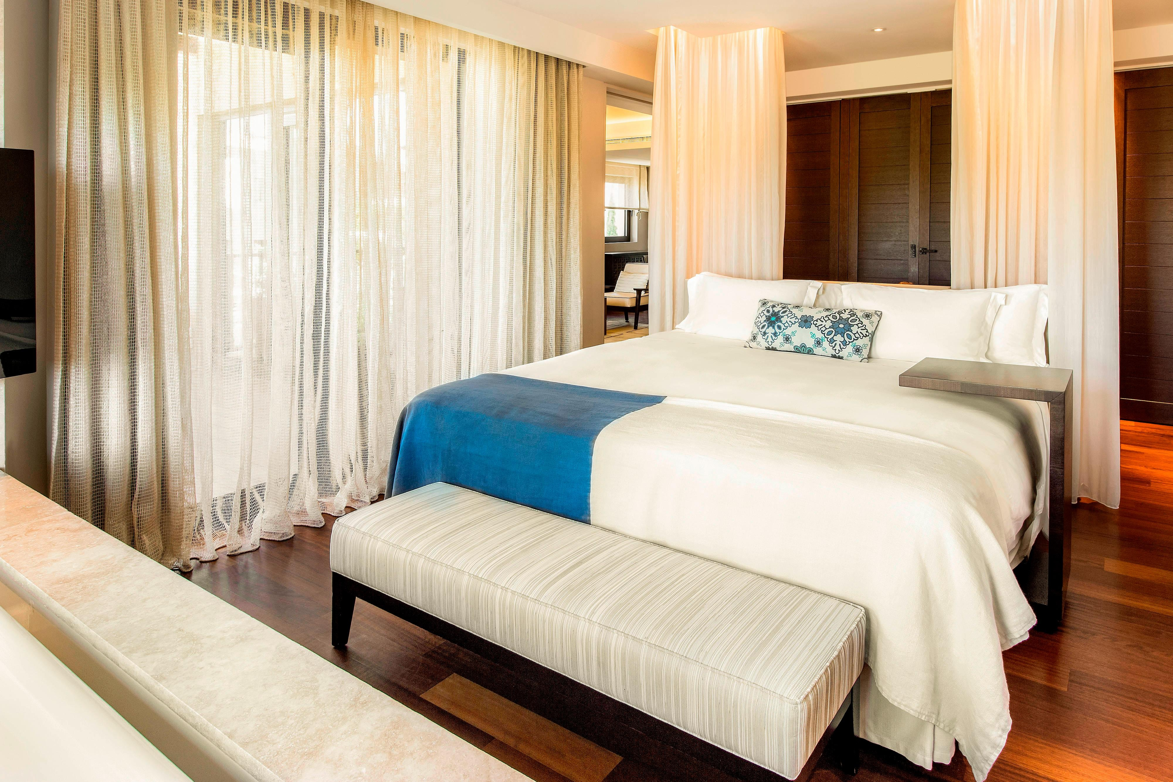 Ionian Exclusive Grand Suites – Schlafzimmer