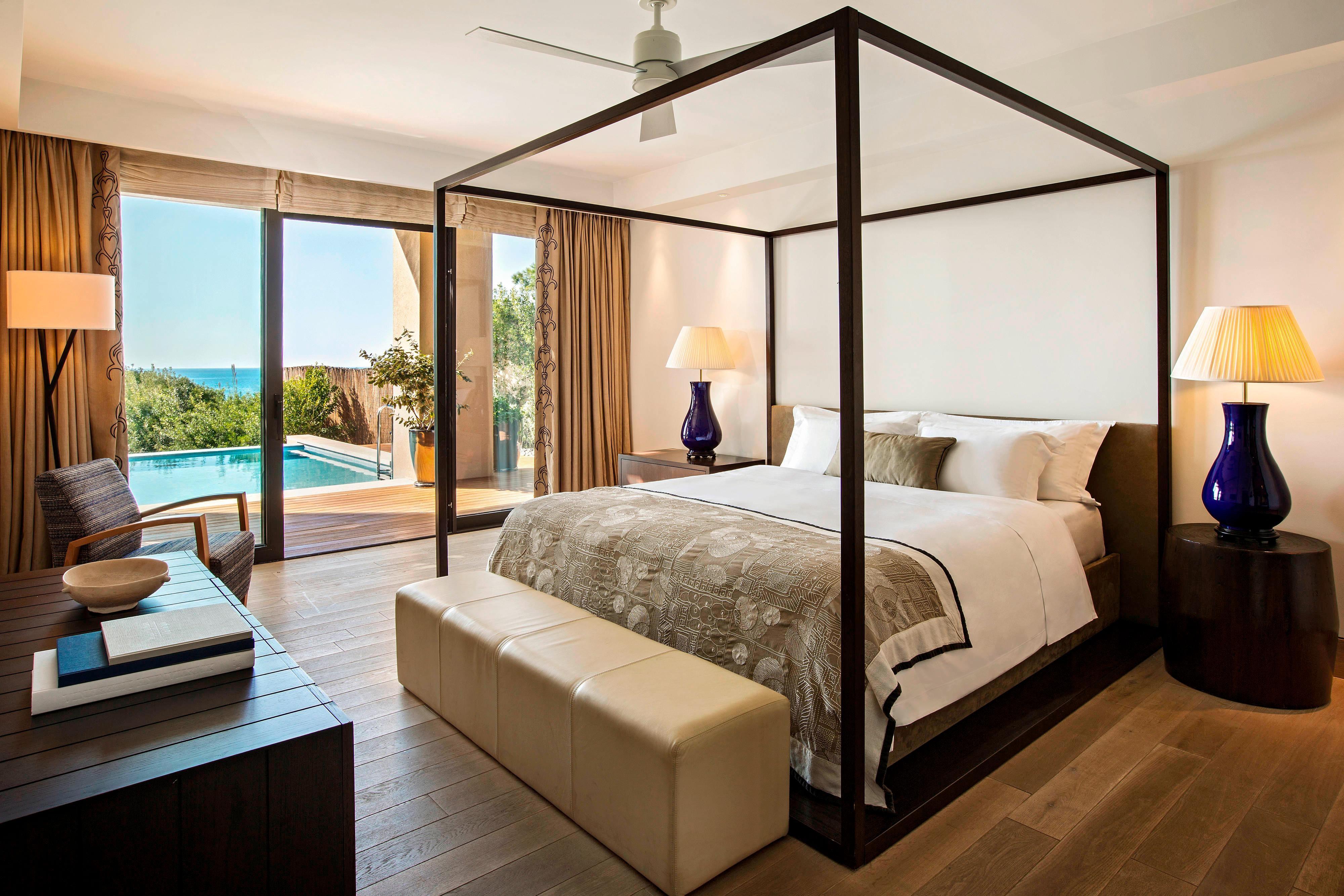 Master Infinity Villa - Bedroom