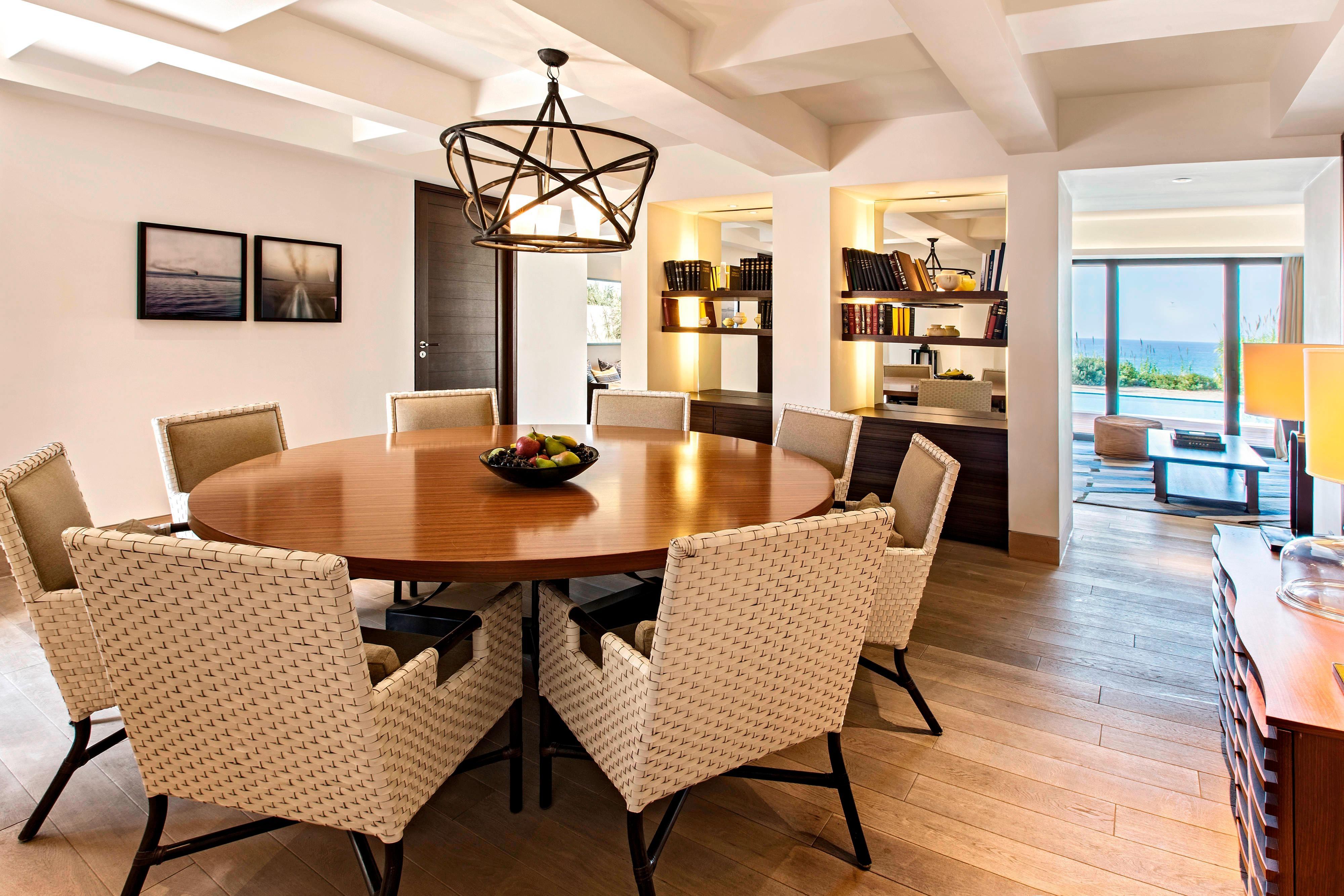 Ambassador Villas - Ithomi & Sapientza Dining Room