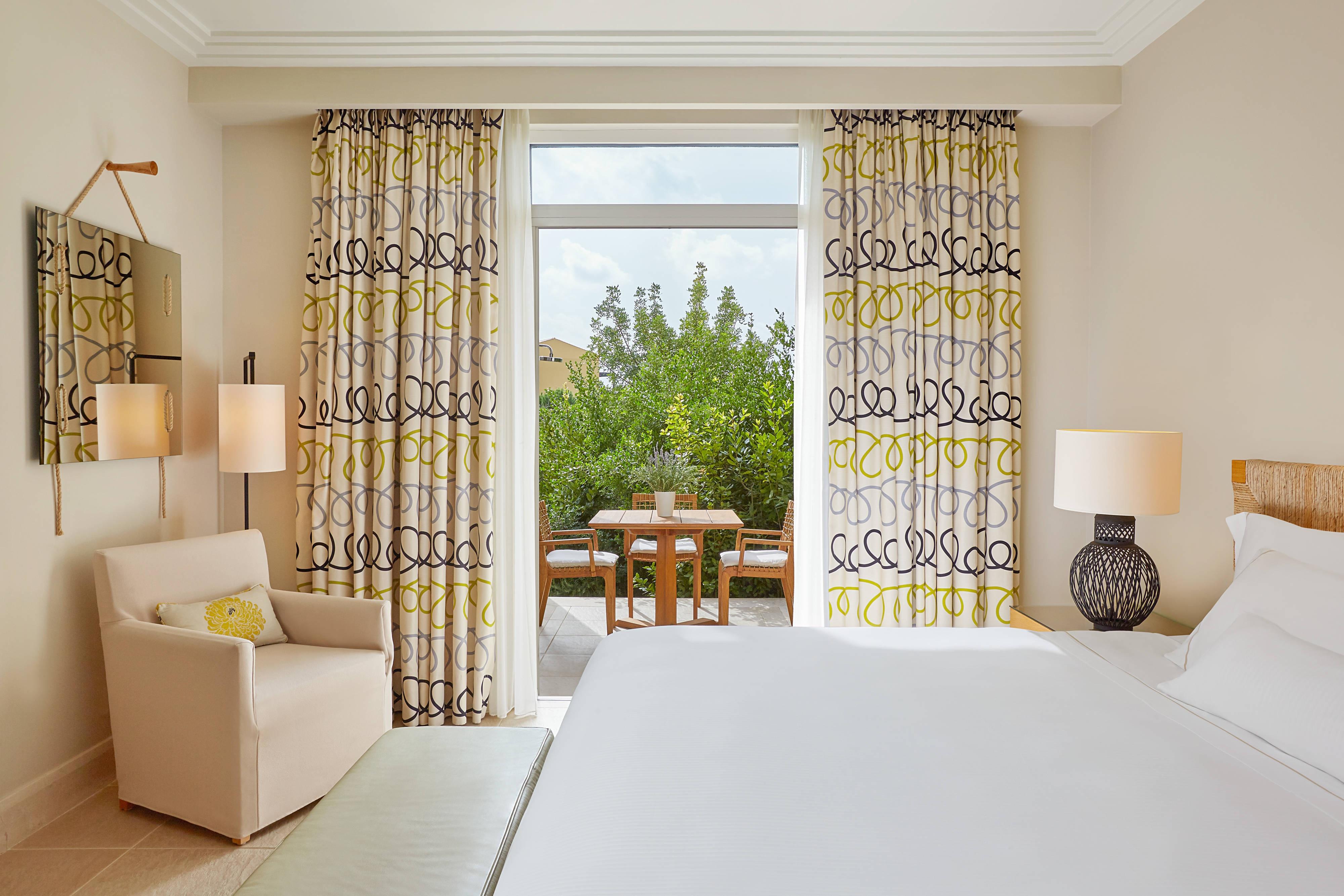 Infinity Suite - Bedroom