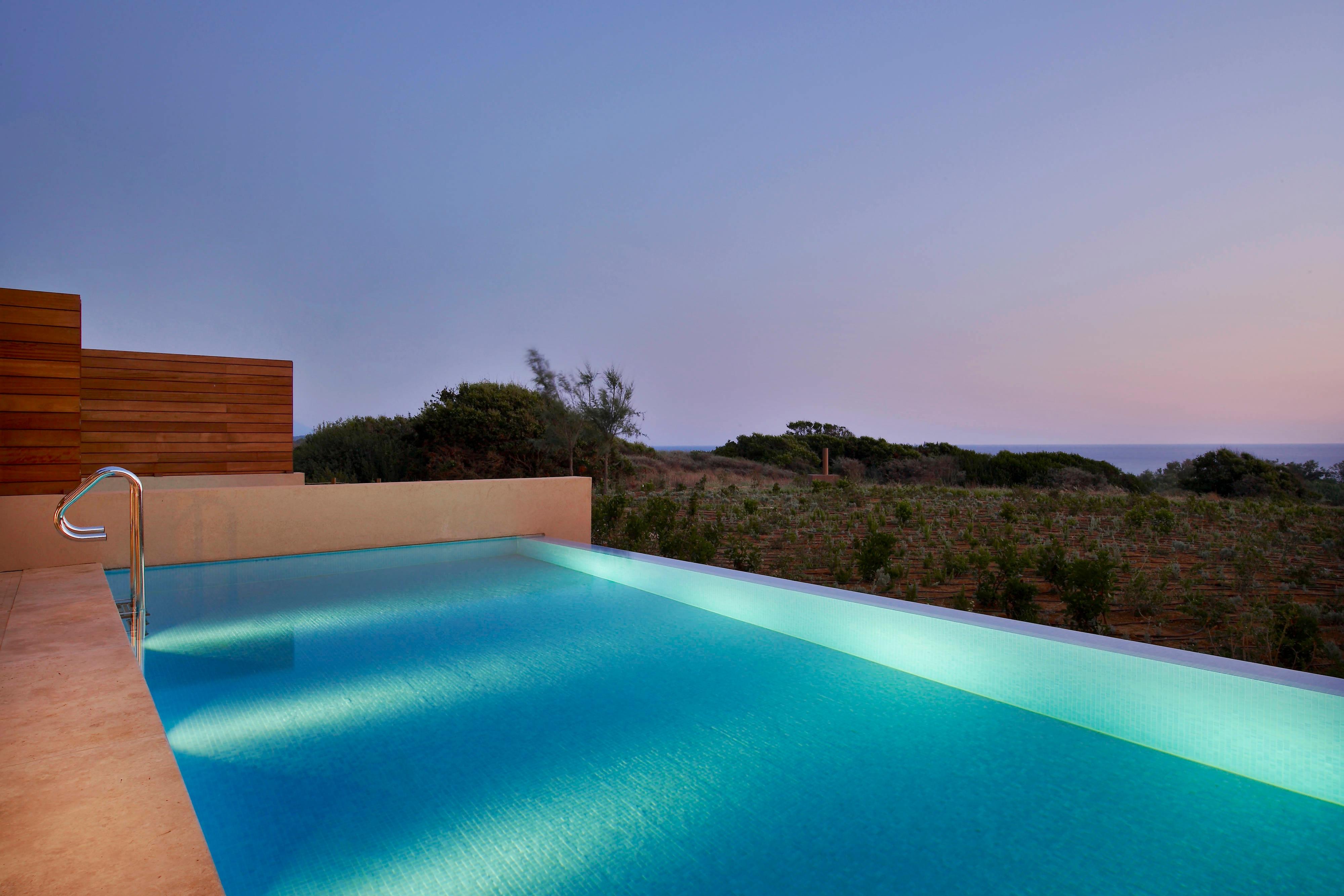 Premium Infinity Suite - Pool