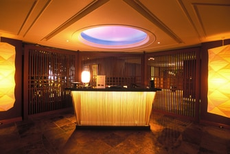 Banyan Tree Spa Reception