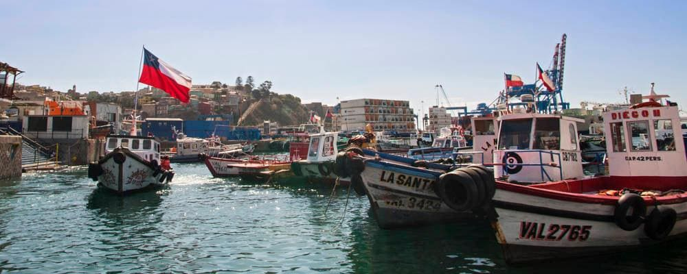 Port of Valparaiso