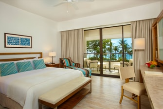 Beachfront King Guest Room