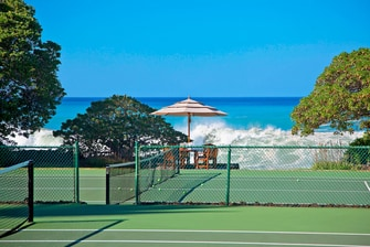Seaside Tennis Club at Mauna Kea Resort