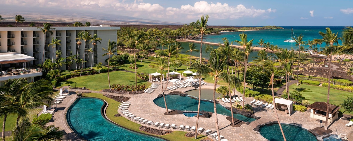 Hawaii Beachfront Resort Waikoloa Beach Marriott S