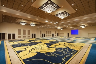 Convention Center Ballroom