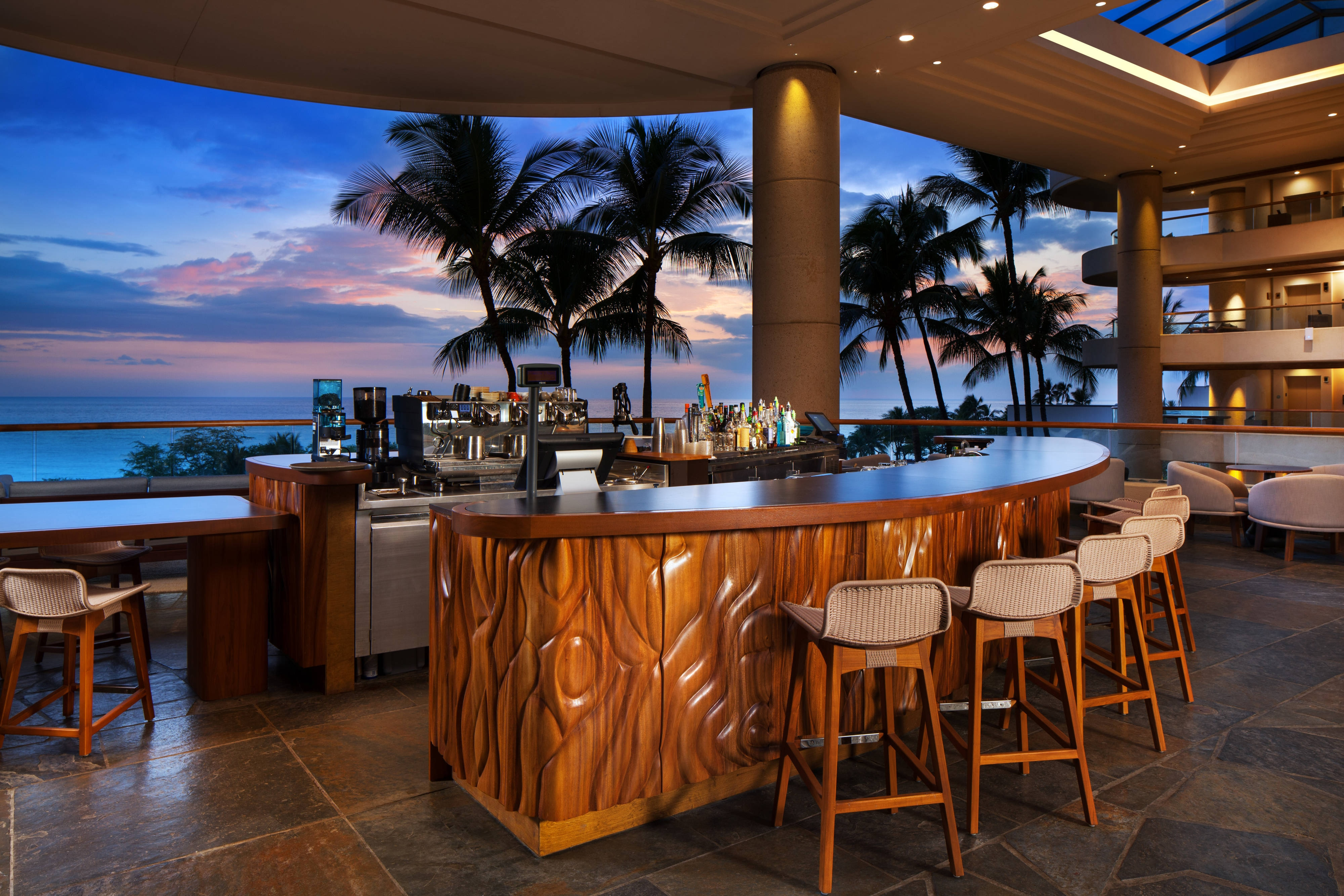 Hapuna Beach Hotel Restaurants The Westin Hapuna Beach Resort