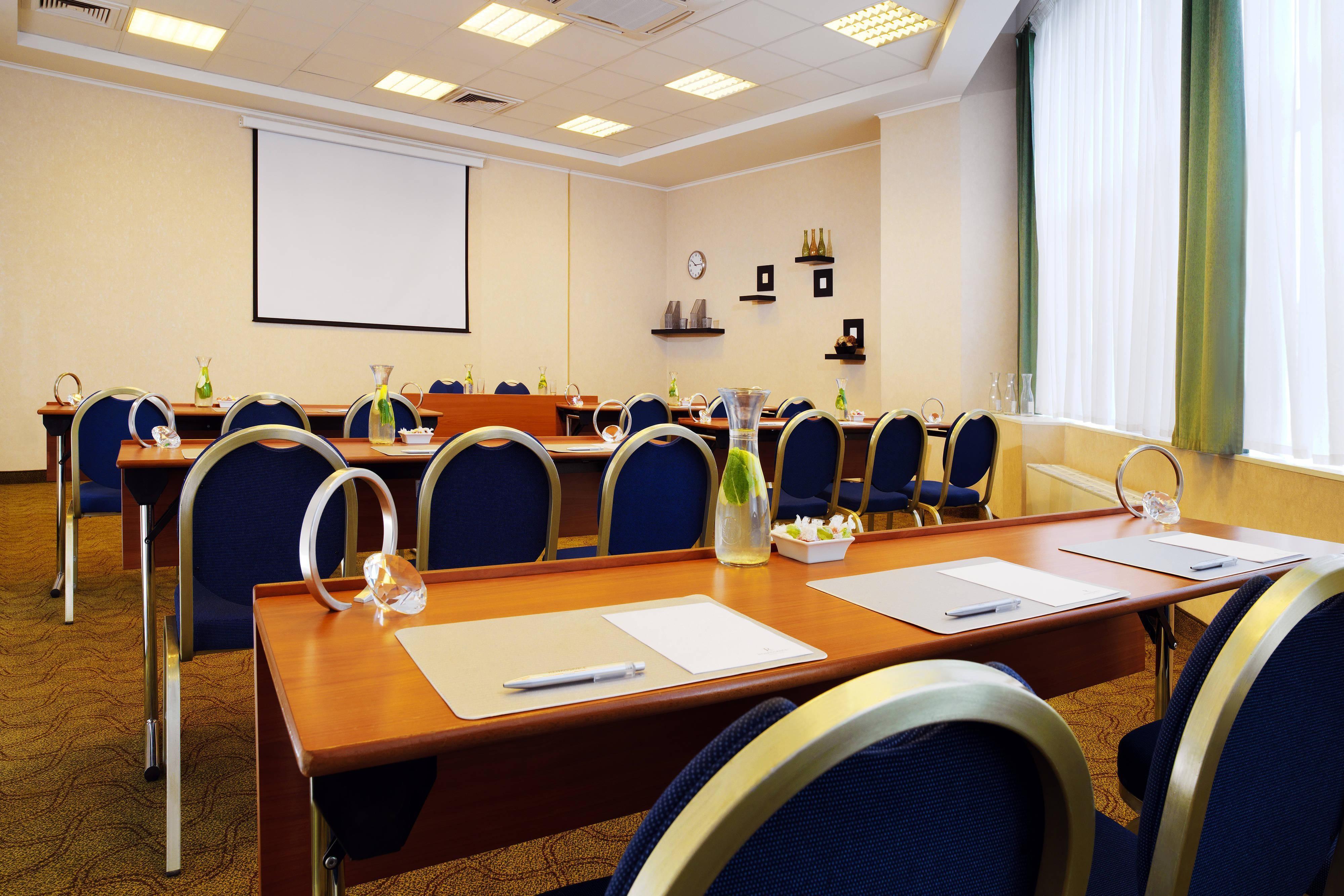 Помещения для мероприятий в отеле Renaissance (Самара, Россия)