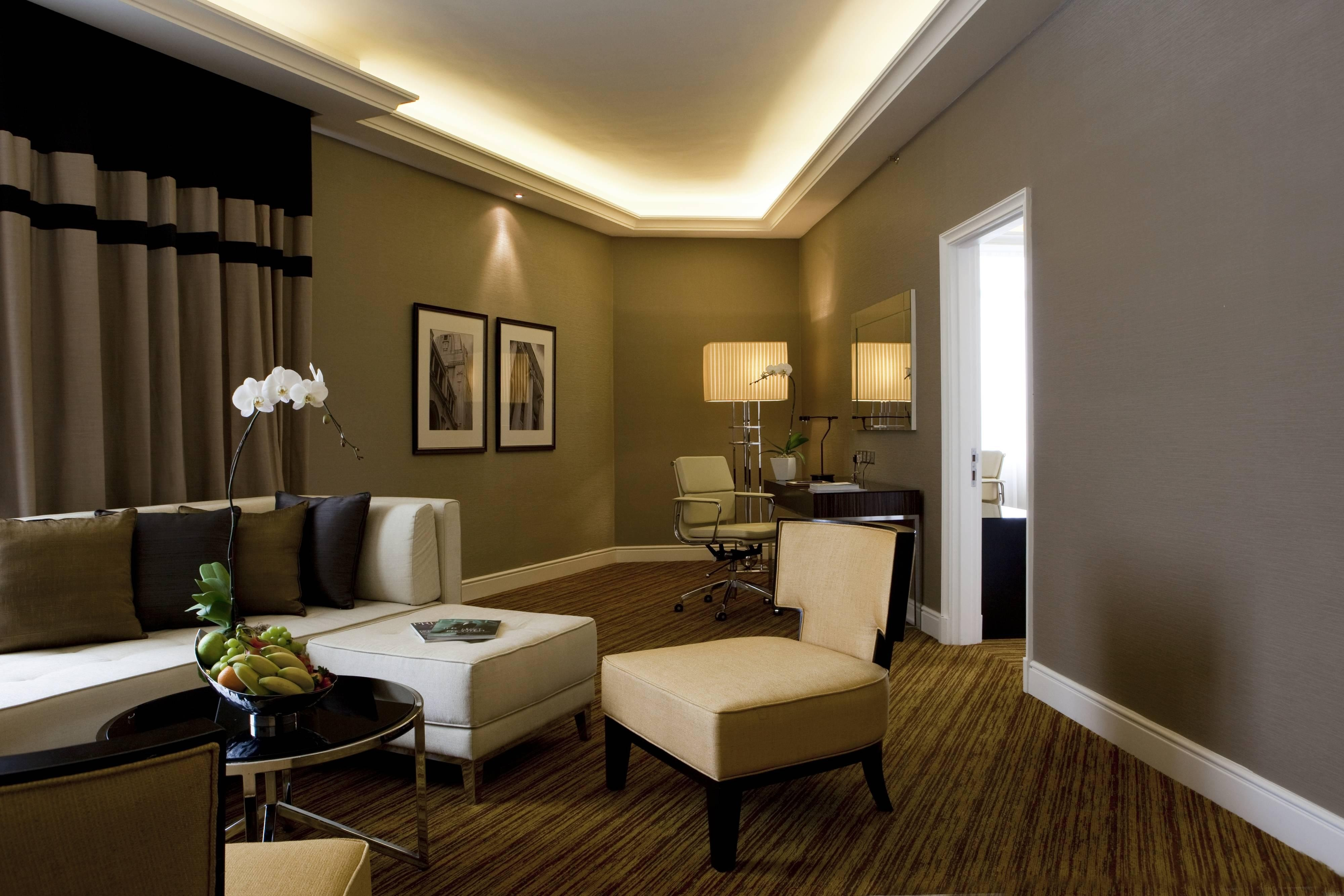 Grand Suite - Living Area