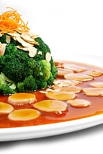 Banquet - Chinese Brocolli & Scallop