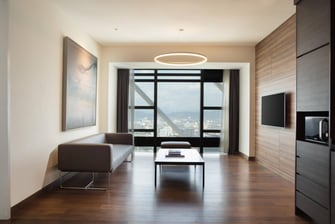 One-Bedroom Suite - Living Area