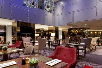 Le Meridien Club Lounge