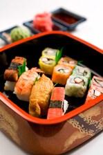 Latest Recipe - Sushi