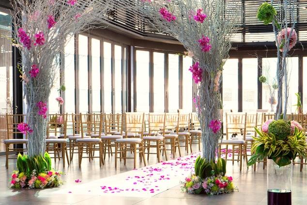Pool Bar & Grill 8 - Wedding Ceremony