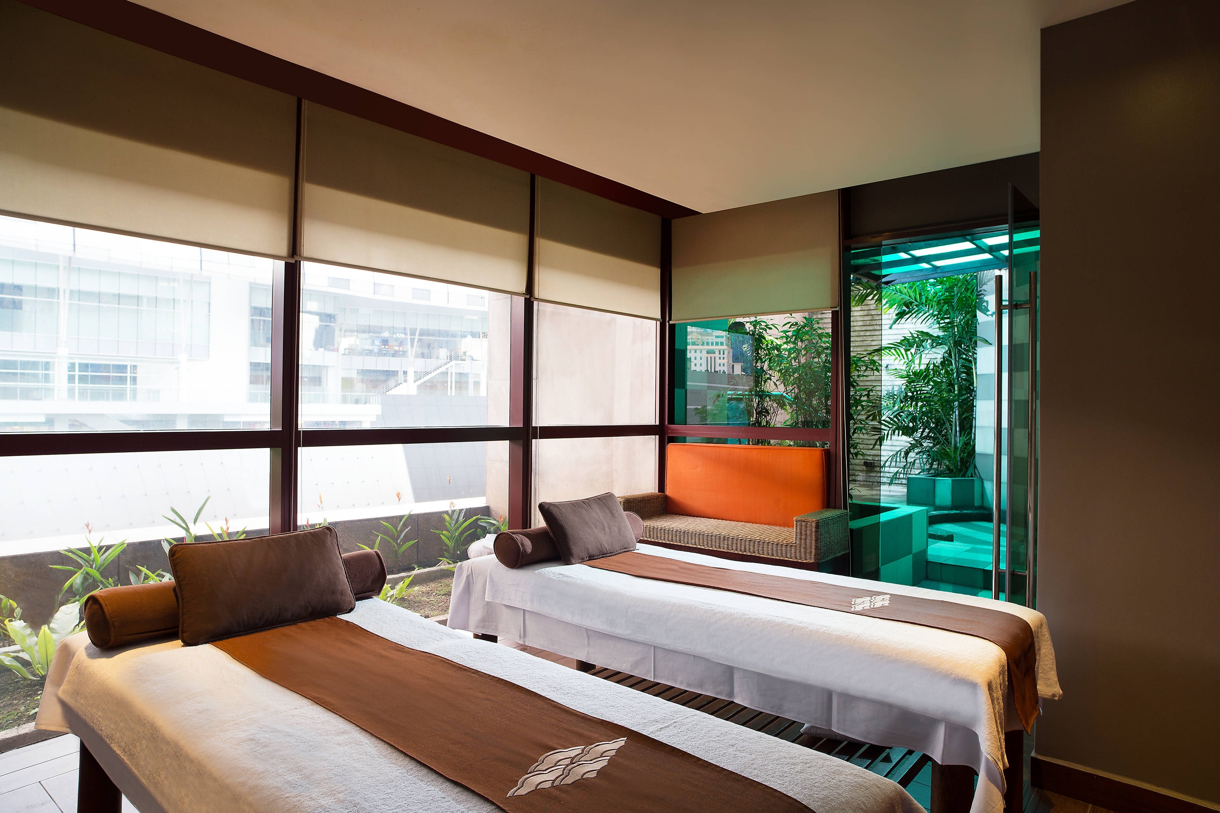 Mandara Spa Spa Room