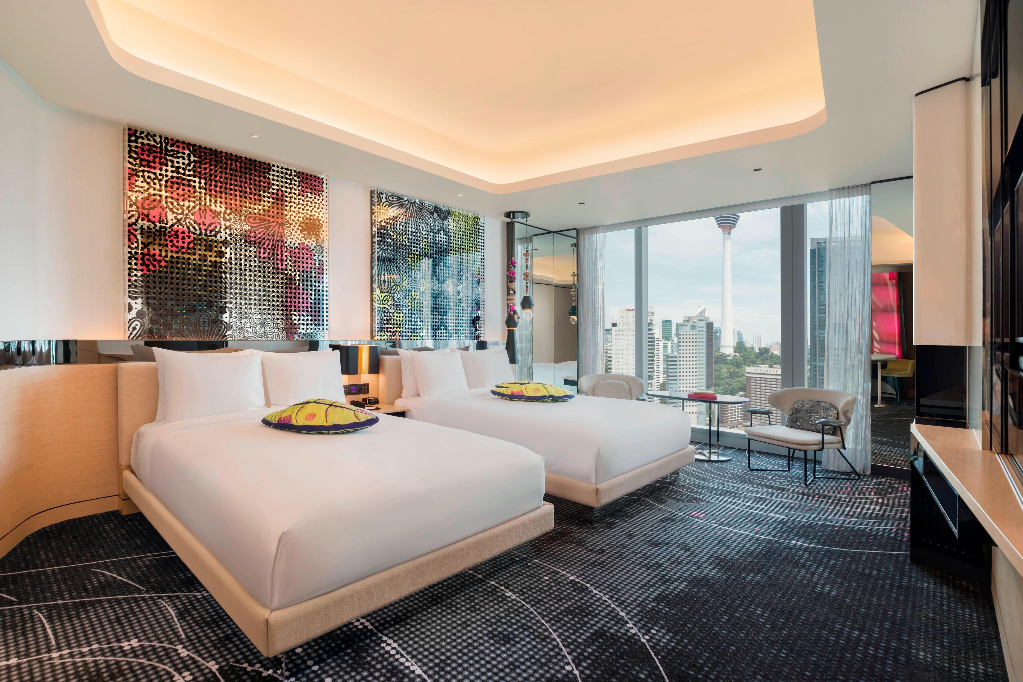 luxury boutique hotel in kuala lumpur w kuala lumpur