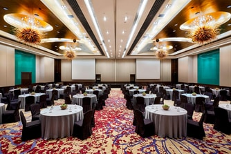 Grand Ballroom - Classroom Set Up