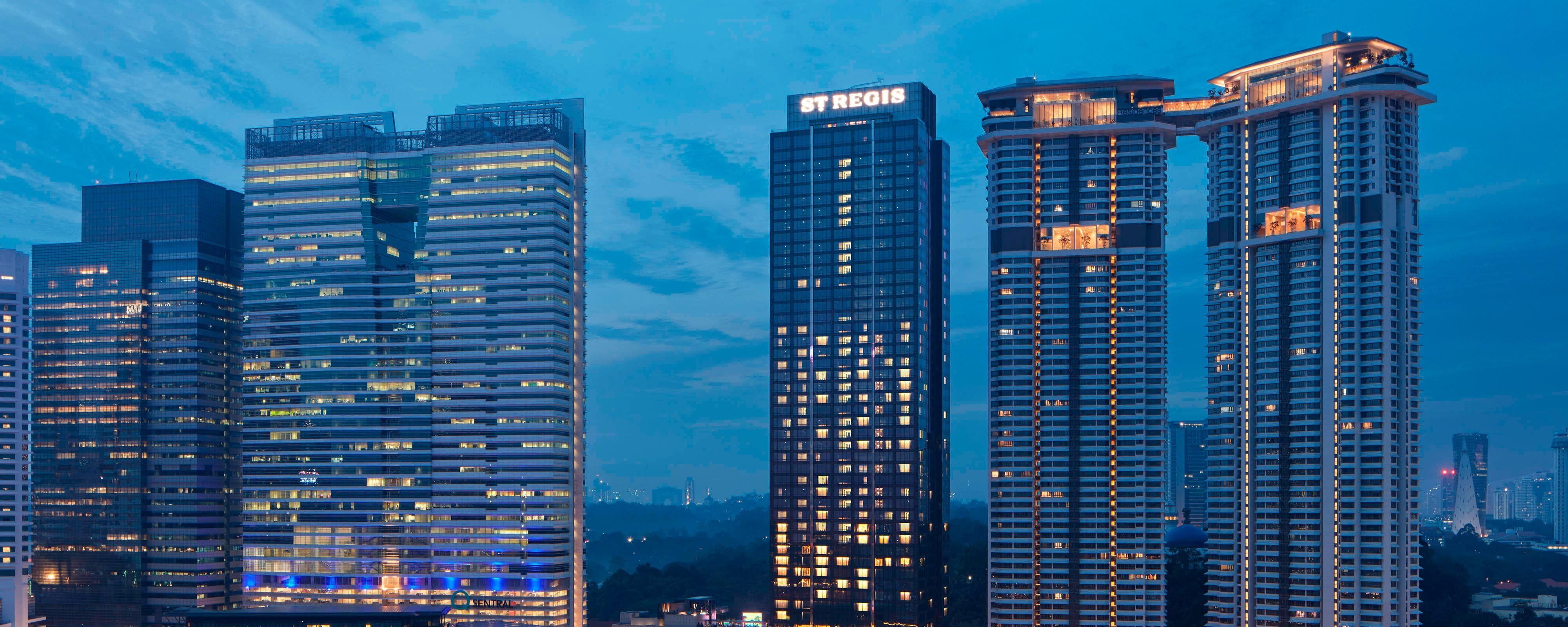 Luxury Hotels in Kuala Lumpur Malaysia | The St. Regis Kuala Lumpur