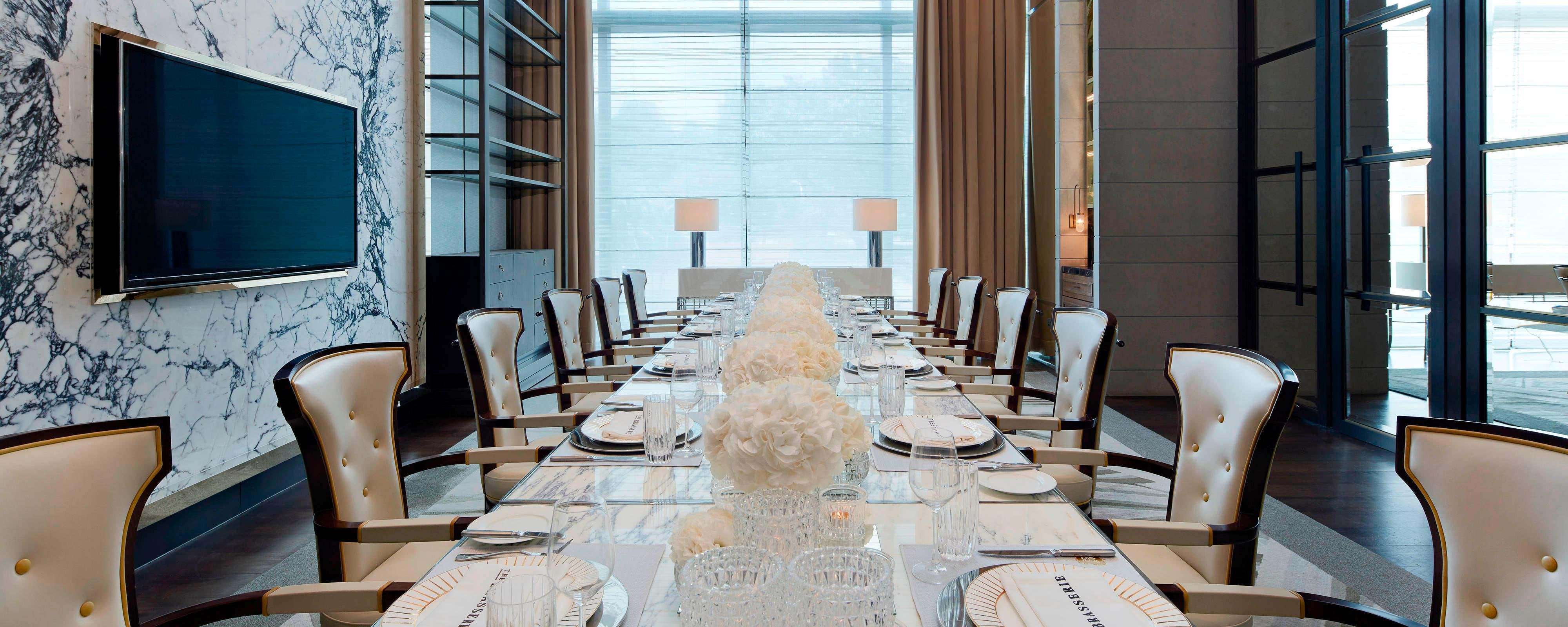 The Brasserie Private Dining Room