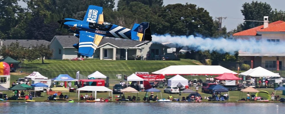 Water Follies - Air Show