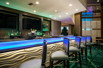 Bar, Hotel, Kennewick, Washington, Dining