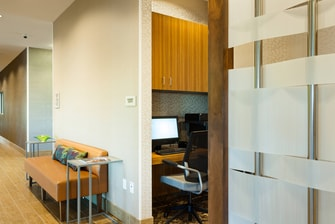 Business travel, kennewick, hotel