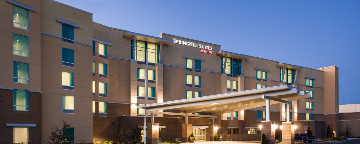 Hotel Marriott de suites en Kennewick