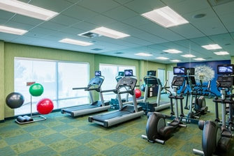 Gym, Fitness, Hotel, kennewick