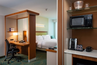 All suite hotel, Kennewick, Marriott